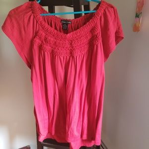 Rxb top red size xl